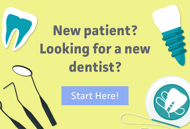 New Patient? Start Here.